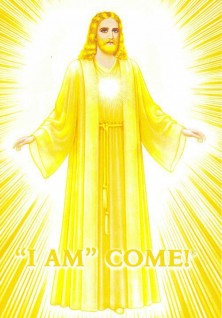 Be the Christ I AM Come