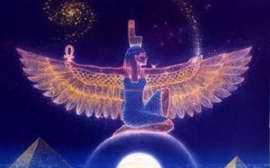 27. ISIS, Divine Mother