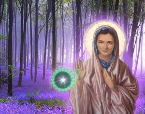 16. Divine Mother Mary