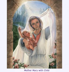 Divine Mother Mary