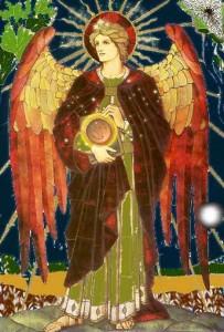 22. Archangel Uriel