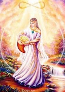 Fortuna, Goddess of Abundance